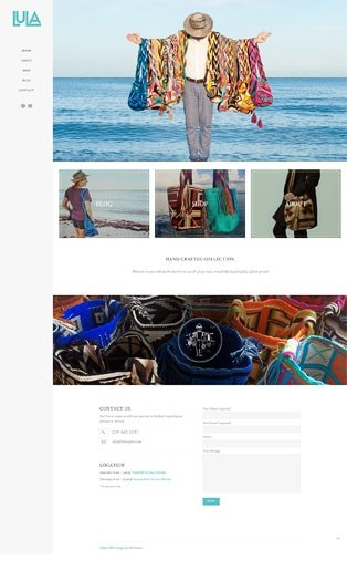 Web Design Naples Florida - Oli Denson - Accessories Web Design