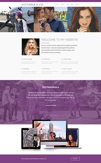 Web Design Naples Florida - Oli Denson - Agency Website Design