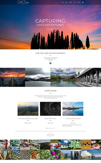 Photography Web Design Naples Florida