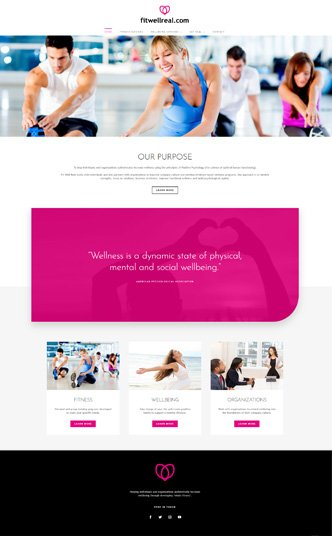 fitness web design naples florida